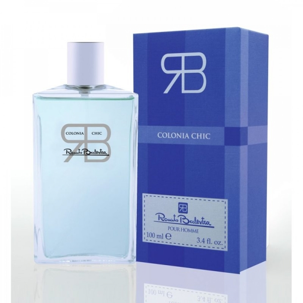 Renato Balestra Colonia Chic for men Eau de Cologne 100 ml